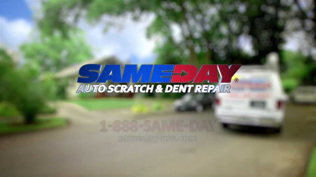 Same Day Auto >> Paintless Dent Repair In Seattle Wa Portland Oregon