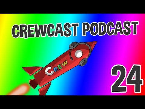 Life on Mars?! The CrewCast #24 (Podcast)