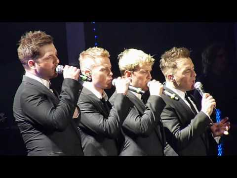 Westlife - LIVE - I'll See You Again - Manchester May 30th  2010