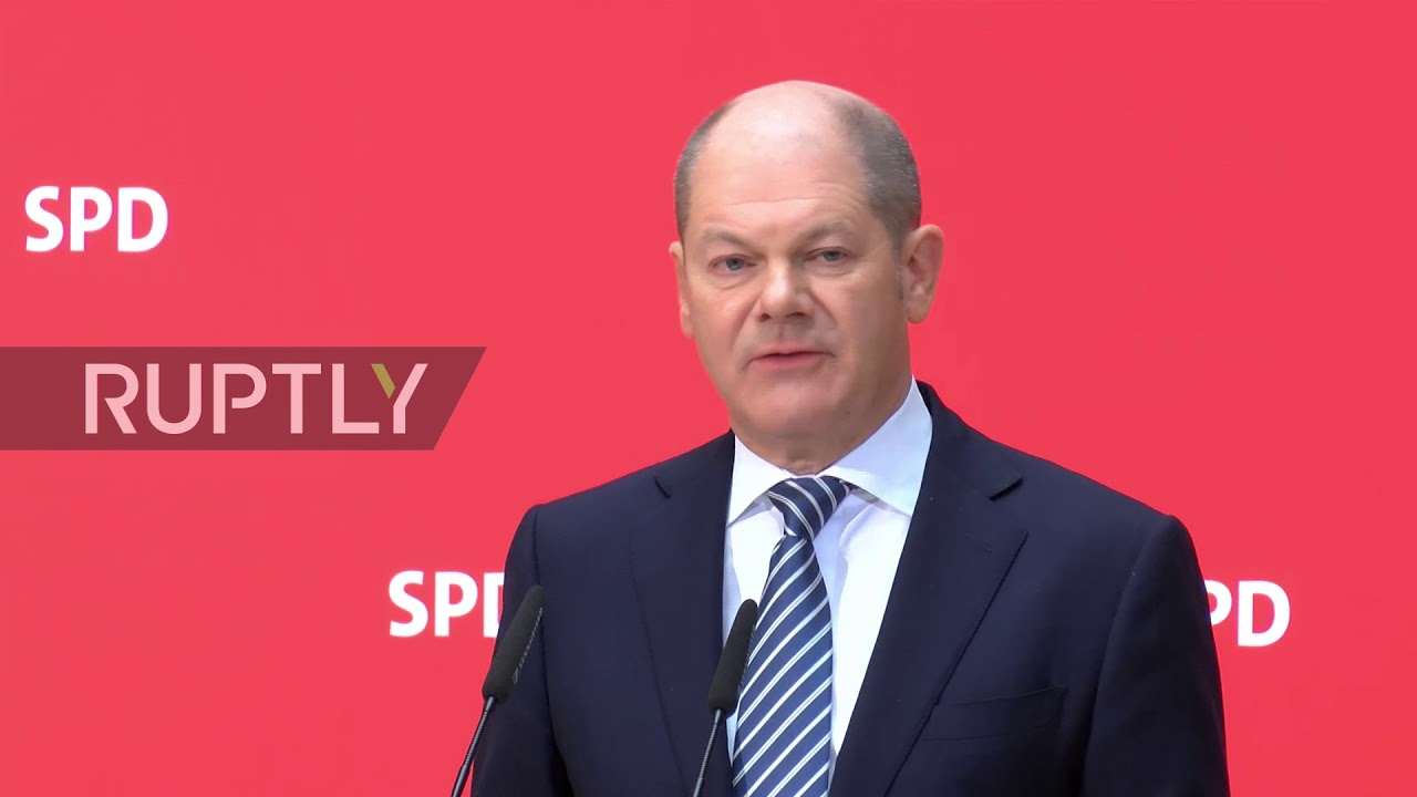 Germany: SPD approves new Grand Coalition with Merkel's conservatives