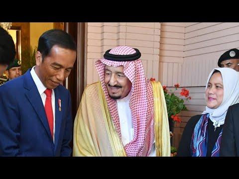 Pertemuan Presiden Jokowi Dengan Raja Salman Bin Abdulaziz Al Saud, Riyadh, 14 April 2019
