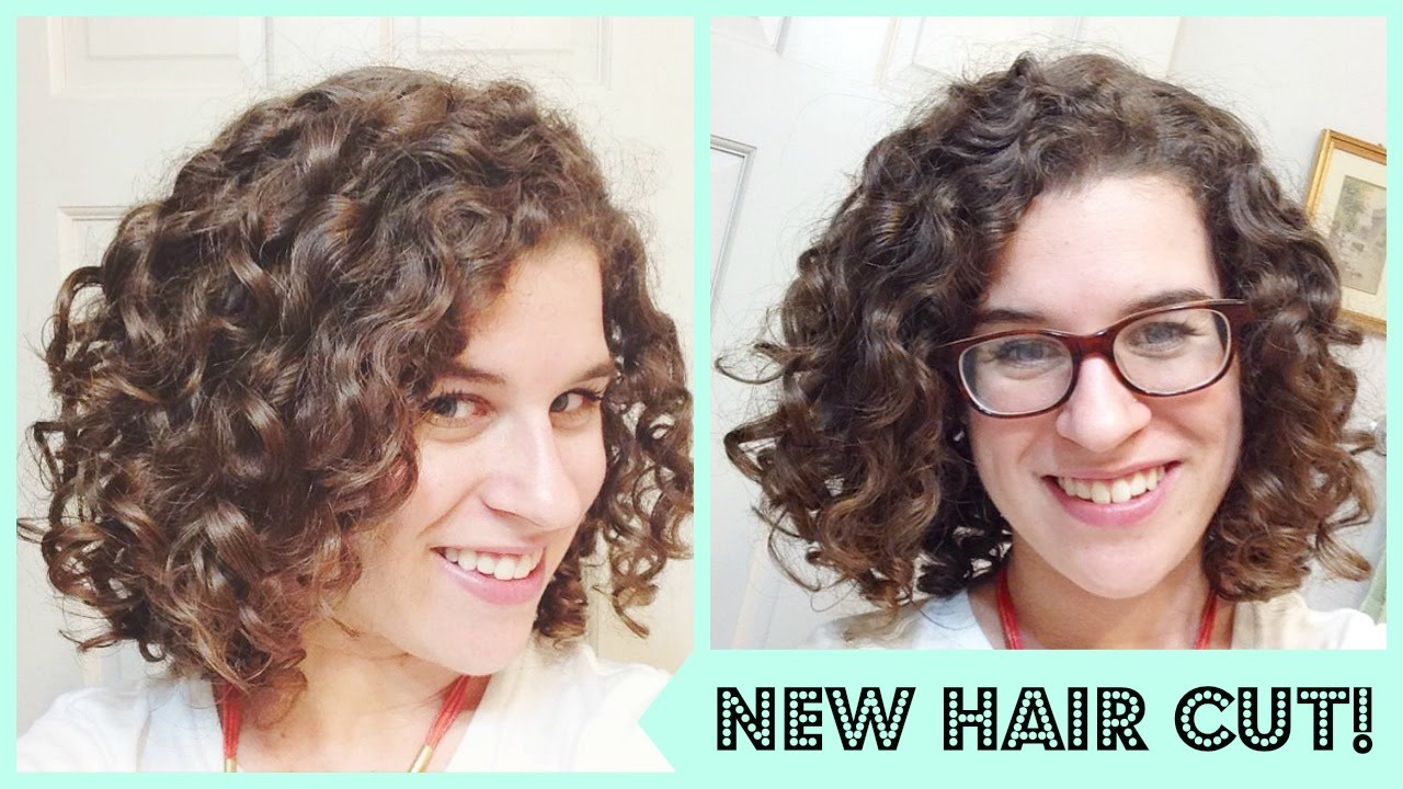 new hair cut: short layered bob for volume! - youtube