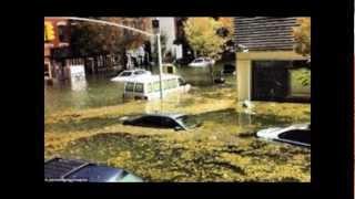 Huricane Sandy Explosion Oct 2012 Thumbnail
