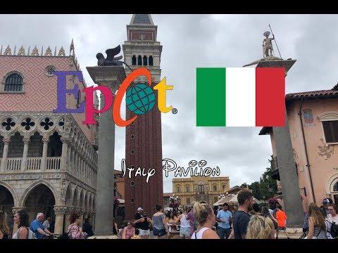 Italy Pavilion [Epcot]