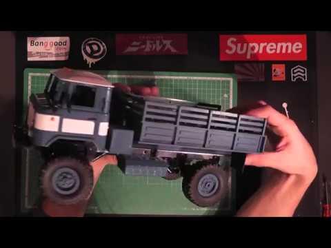 WPL B-24 1/16 4WD RC GAZ-66 KIT Version