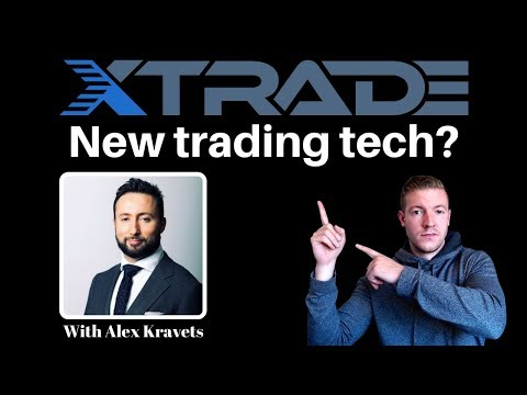 New Crypto Trading Infrastructure - Chat with XTrade.io CEO Alex Kravets