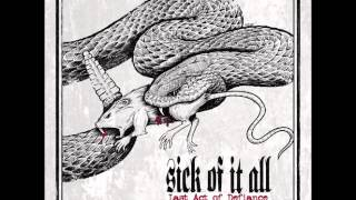 Sick Of It All - Road Less Traveled