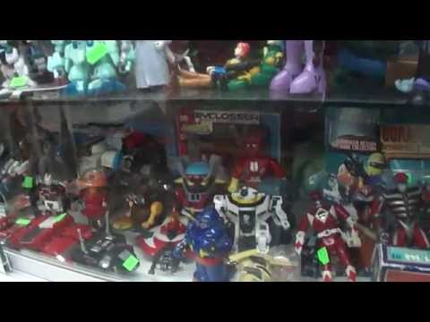 Vintage Toy Hunting (Pt. 2)