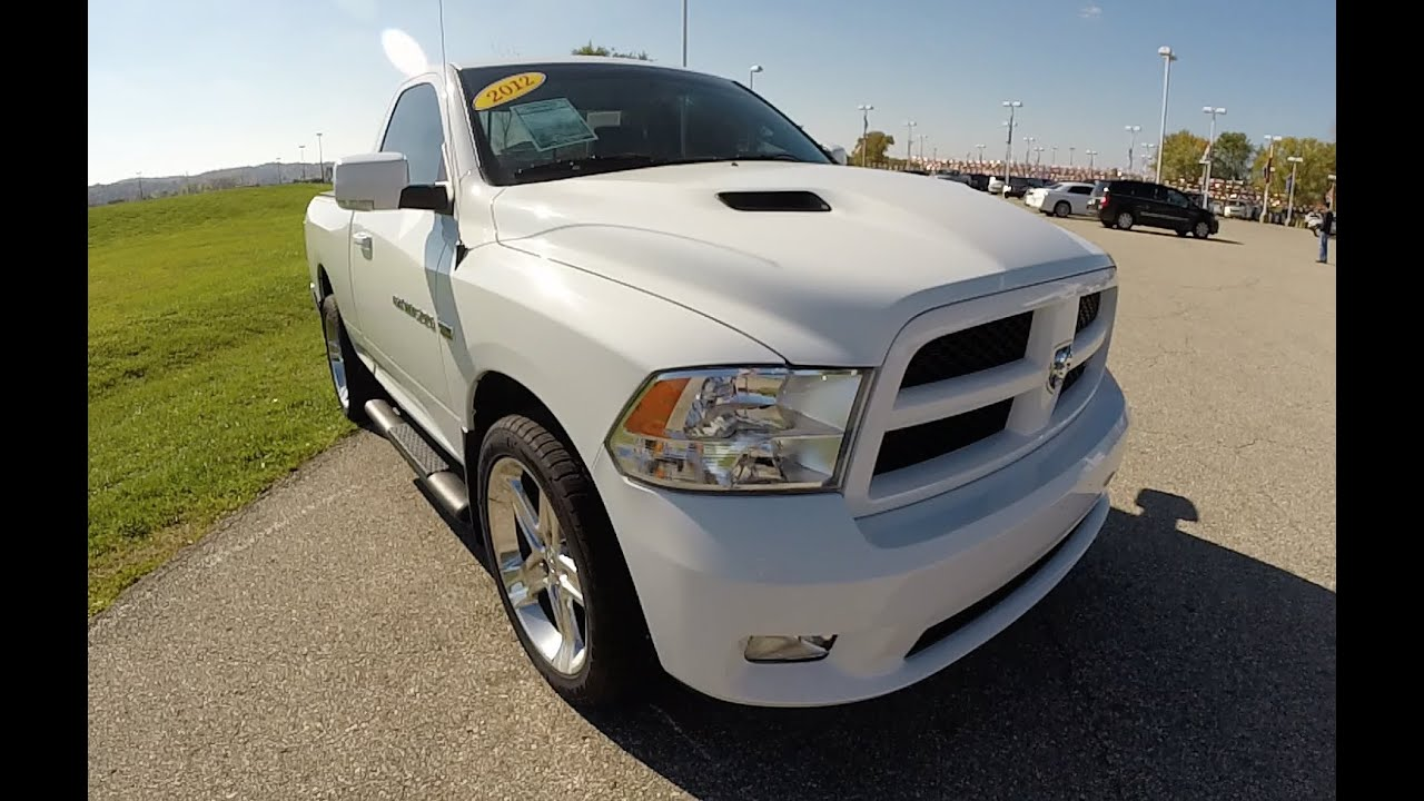 2012 Ram 1500 Rt P9976 Youtube