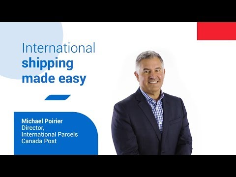 International Shipping Made Easy