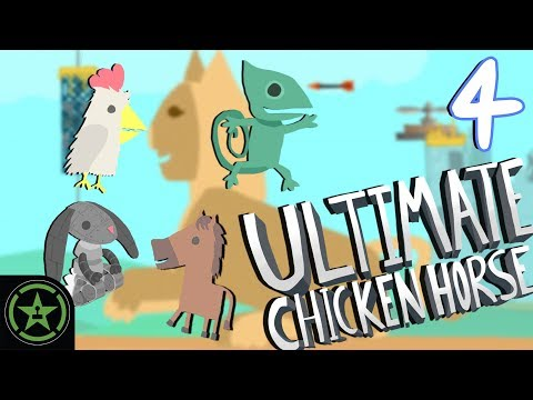 ultimate chicken horse how to play with friends