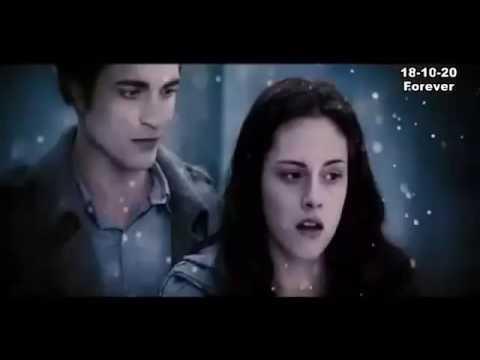TE AMARE POR MIL  AÑOS MÁS VIDEO CLIP CREPÚSCULO 1