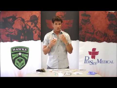 Mykel Hawke shows how to build the best medical and survival kit