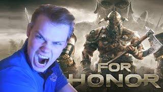 E3 2016: For Honor Reaction - KingJGrim