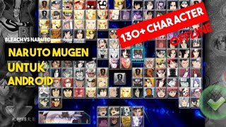 Naruto Mugen 130+ Character Offline Android Download