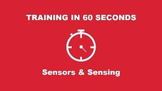 Sensors & Sensing Series