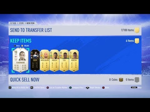 Luckiest Small Rare Gold Players Pack Of All Time Best Packs Of The Week Fifa 19 Ultimate Team