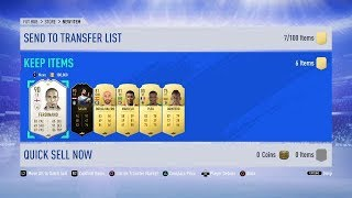 Luckiest Small Rare Gold Players Pack Of All Time! Best Packs Of The Week! Fifa 19 Ultimate Team