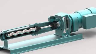 Sydex Progressing Cavity Pumps