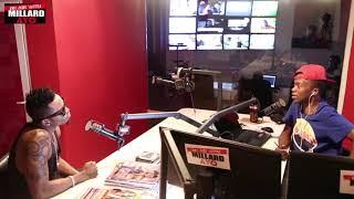 #DIAMONPLATNUMZ KWENYE EXCLUSIVE INTERVIEW NA MILLARDAYO,, KAMA ULIFIKIRI KUNA TOFAUTI WASIKILIZE:-