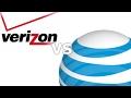 Verizon vs at&t (LTE advanced speedtest ) part 1