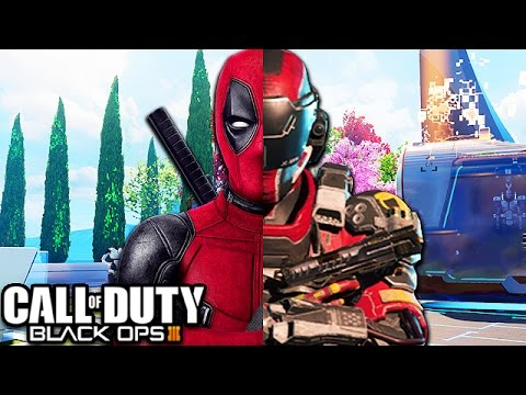 Thumbnail: DEADPOOL PLAYS CALL OF DUTY!! (Black Ops 3 Trolling)