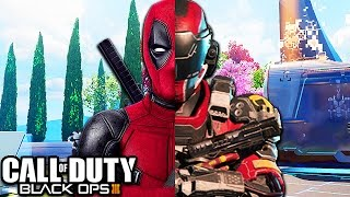 DEADPOOL PLAYS CALL OF DUTY!! (Black Ops 3 Trolling)