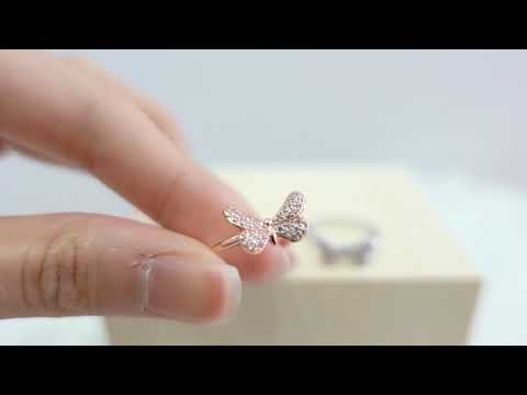 clara butterfly ring 1