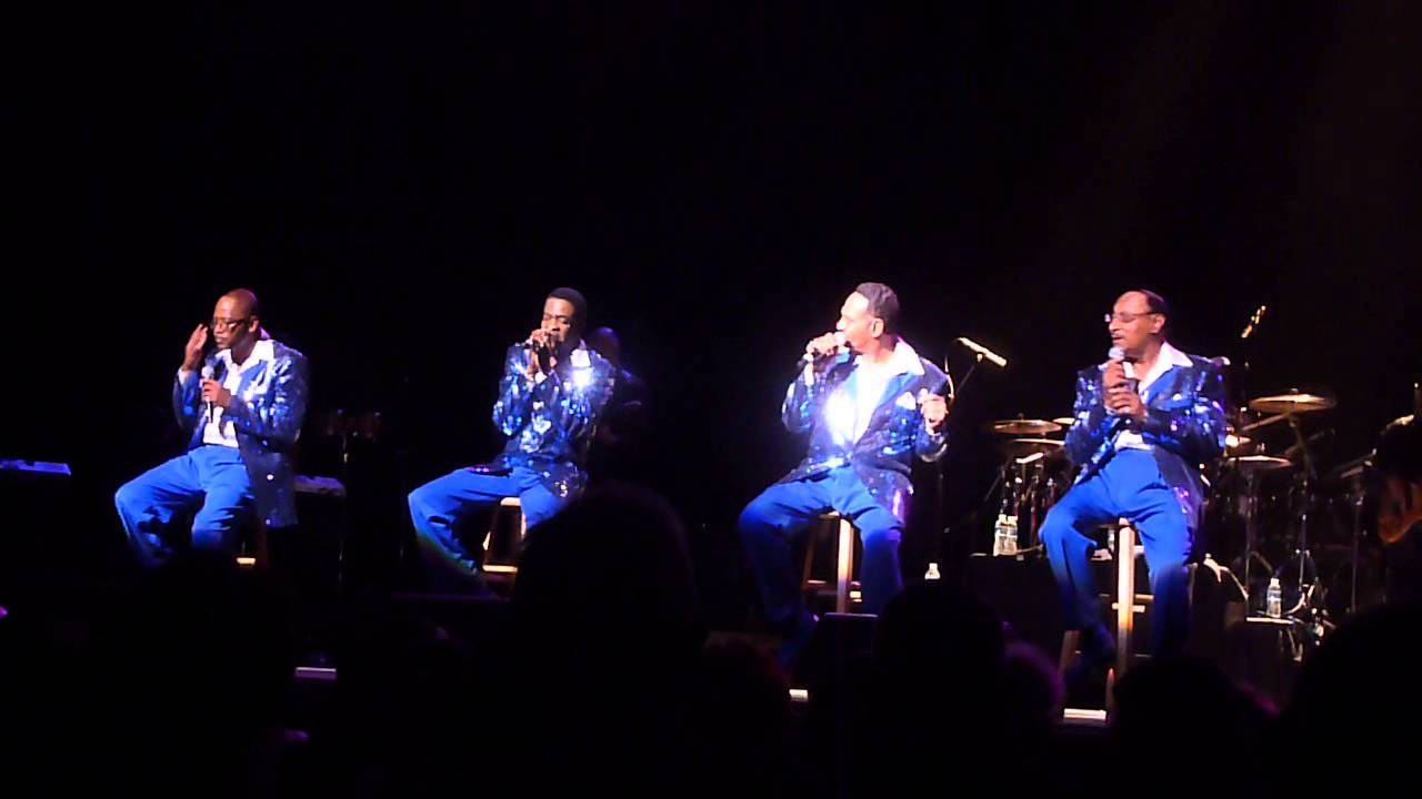 The Four Tops Live
