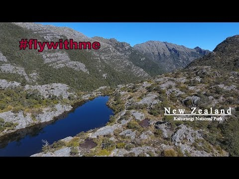 New Zealand - Golden Bay - Kahurangi National Park