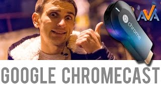 Обзор медиаплеера Google Chromecast от AVA.ua(Медиаплеер #Google #Chromecast в #видео обзоре от http://ava.ua/. Цены на медиаплееры: http://ava.ua/category/12/58/ Видео подготовлено..., 2014-12-30T10:50:27.000Z)