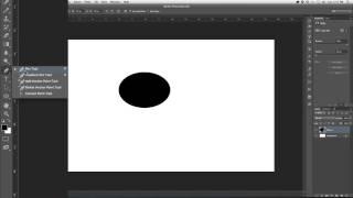 Создание пользовательских фигур в Photoshop