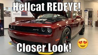 2019 Hellcat Redeye Arrived! Narrow Body RARE!