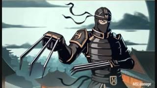 Shadow Fight 2 Lynx Theme