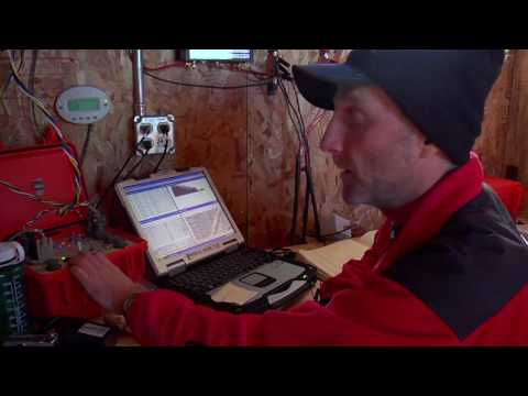 Operating the Airgun - Offshore New Harbor Expedition Profil