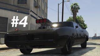 GTA 5 online 4 Vin Diesel car