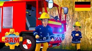 Feuerwehrmann Sam Deutsch Neue Folgen | Eine explosive Mischung - 1 Stunde  | Cartoon für Kinder