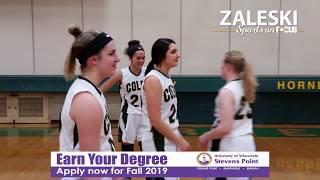 Colby vs Gilman Girls Basketball