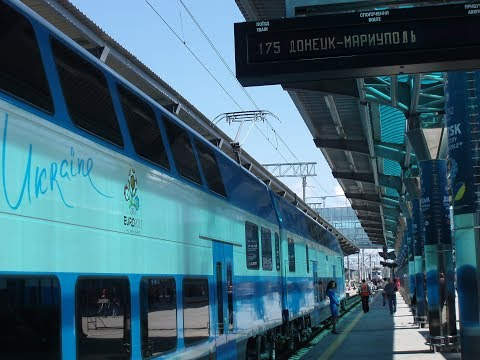 двухэтажный поезд skoda