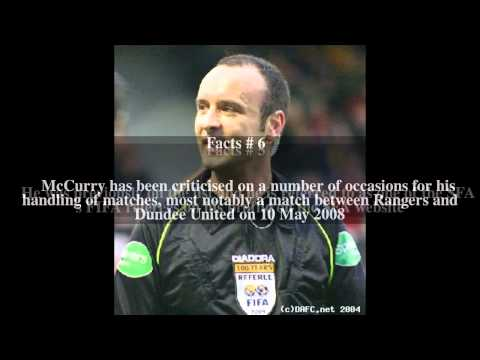 Mike McCurry (referee) Top # 10 Facts