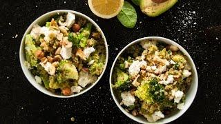 Superfood Salad with Quinoa