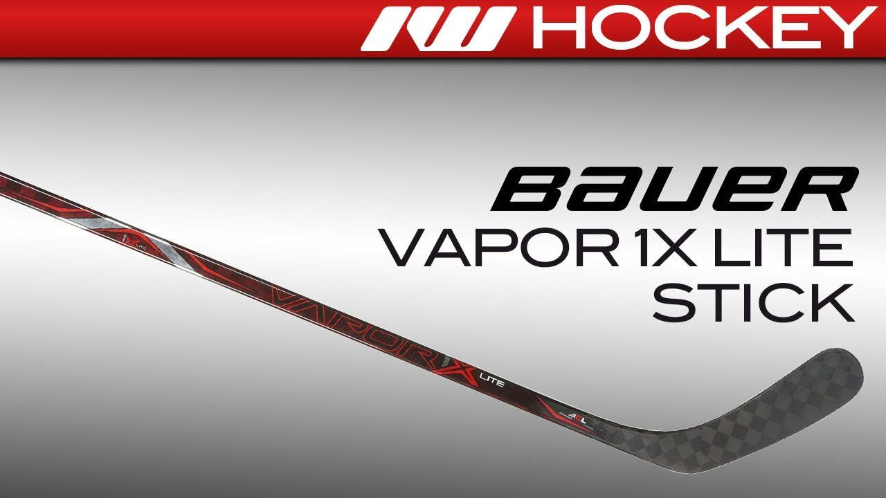 Bauer Vapor 1x Lite Stick Review