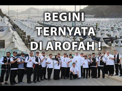 Jamaah Haji Indonesia 2018 Dimanjakan Pemerintah dengan Segala Fasilitas