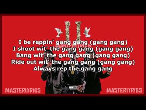 Migos - Gang Gang [Lyric Video]