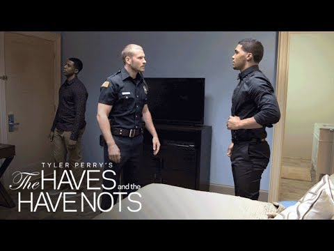 Justin Finds R.K. Trying to Seduce Jeffery  Tyler Perry's The Haves and the Have Nots  OWN