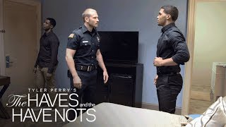 Justin Finds R.K. Trying to Seduce Jeffery | Tyler Perry's The Haves and the Have Nots | OWN