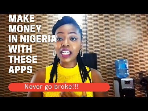 MAKE MONEY ONLINE IN NIGERIA WITHOUT PAYING ANYTHING - APPS $ WEBSITES!!!