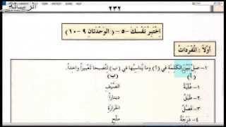 ПРОВЕРКА ЭКЗАМЕНА. 64 УРОК. 1 ТОМ. Арабский в твоих руках.