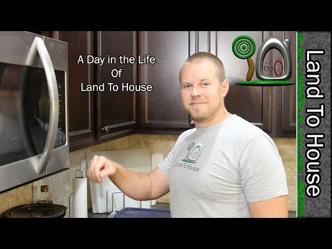 A Day in the Life of Land To House