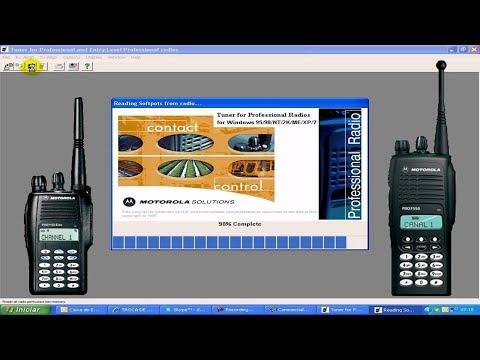 🤑Como Descargar E Instalar Software De Programación De Radio Motorola🔔 PRO 7550 Trunking⭕